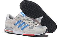 Кроссовки мужские  светло-серые  Adidas Оriginals ZX750 - 22Z