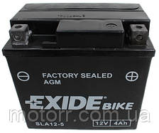 Аккумулятор Exide AGM12-5