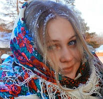 Поступление шерстяных украинских платков