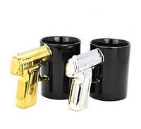 Чашка Пистолет 350 мл ( оригинальные подарки )