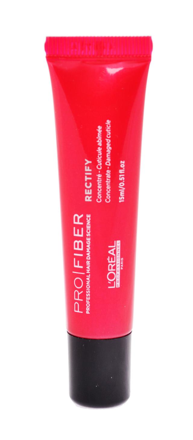 """Концентрат для восстановления слабо поврежденных волос """"L'Oreal"""" Pro Fiber монодозы (10х15ml)"""