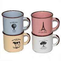 Чашка винтажная, 350мл ( оригинальные подарки )