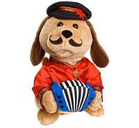 Поющая собака Ловелас Казак (подарки на 8 марта)