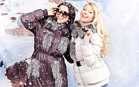 Женская верхняя одежда - зима