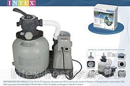 Песочный фильтрующий насос INTEX 28648 (56674)