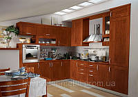"""Кухня из массива в стиле """"модерн"""" на заказ"""