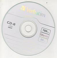 "CD-R диск ""Verbatim"" в конверте"