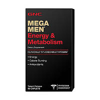 GNC MEGA MEN Energy & Metabolism 90caplets