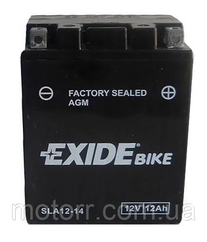 Аккумулятор Exide AGM12-14