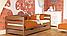 Кровать деревянная Нота Плюс детская, фото 6