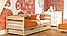 Кровать деревянная Нота Плюс детская, фото 7