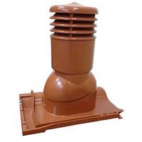 BRAAS RUBIN 13  V  вентиляционный выход 150 мм с проходным элементом к черепице