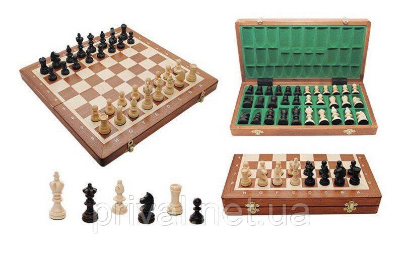Шахматы Олимпийские малые интарсия с вкладкой Madon c-122af