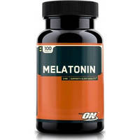 Optimum Nutrition Melatonin 100 tab
