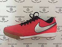Кроссовки для футзала Nike Tiempo x Genio Leather IC 819215-608, фото 1