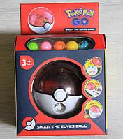 Игровой набор с шариками Покемон Pokemon Go в коробке