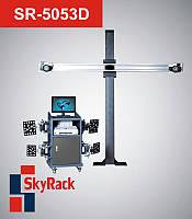 SR-5053D Стенд развал-схождения 3D
