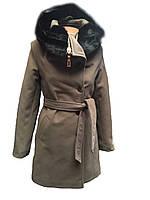 Женское зимние пальто,  кашемир , фото 1
