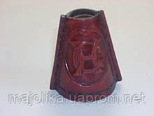 Брелоки (номерки) кожаные ручной работы для гостиниц