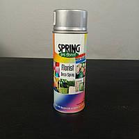 Краска в баллончике BRITE SILVER 003