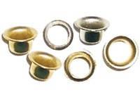 Заклепки 5,5 золото 1000шт