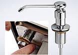 Дозатор жидкого мыла кухонный для кафе ресторана супермаркета, фото 2