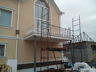 Балясины Бахмут   Бетонная балюстрада в Бахмуте Донецкая область