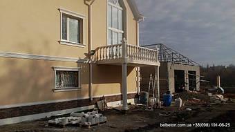 Балясины Бахмут   Бетонная балюстрада в Бахмуте Донецкая область 10