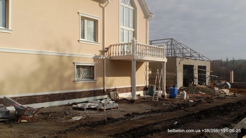 Балясины Бахмут | Бетонная балюстрада в Бахмуте Донецкая область 12