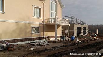 Балясины Бахмут   Бетонная балюстрада в Бахмуте Донецкая область 12