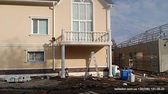 Балясины Бахмут   Бетонная балюстрада в Бахмуте Донецкая область 15