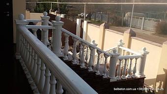 Балясины Бахмут   Бетонная балюстрада в Бахмуте Донецкая область 22