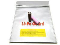 Футляр LP-Guard для безопасного заряда аккумуляторов 23 см х 30 см