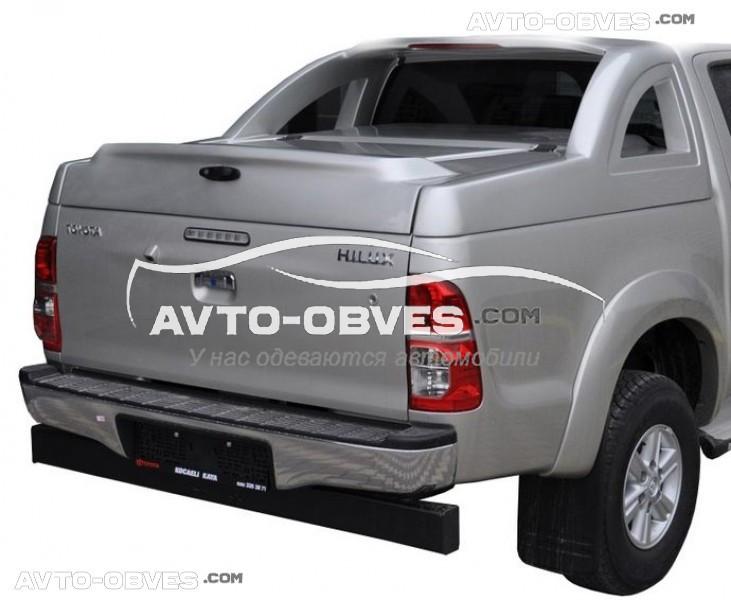 Задняя крышка в пикап Fullbox для Toyota Hilux