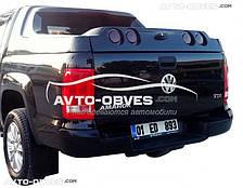 Грандбокс VolksWagen Amarok со дополнительными стопами