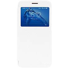 Чехол книжка Nillkin Sparkle Series для Huawei nova plus G9 Plus белый