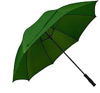 Зонт трость антишторм 133 см Dark Green