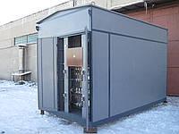 Комплектная трансформаторная подстанция с кабельным вводом типа КТПк мощностью 100-1000 кВа