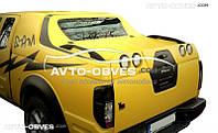 Задняя крышка в пикап GrandBox VIP для Nissan Navara
