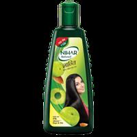 Масло для волос Шанти Бадам Амла Nihar, 175 мл