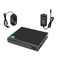 Видеорегистратор AHD-H 4 канала COLARIX REG-DGF-001