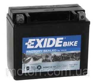 Аккумулятор Exide AGM12-10