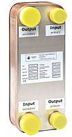 Спаяный пластинчатый теплообменник с болтами Maxdapra D-PWT 50 кВт
