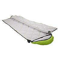 Спальный мешок-одеяло с капюшоном