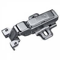 Петля Clip-On 95° для алюминиевого профиля с доводчиком 1/2 Muller profi line