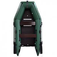 АМ-310 К  моторная, килевая  трехместная надувная лодка  ARGO new, фото 1