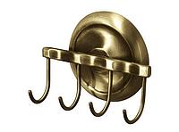 Крючок в ванную комнату, Bisk, Польша,  (коллекция Deco)