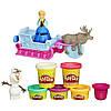 Пластилін Play-Doh Крижане серце (Play-Doh Frozen, Пластилин Плей До Холодное сердце), фото 3