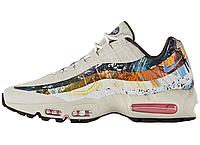 Мужские кроссовки Nike Air Max 95 Fox White, найк аир макс 95