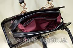 Сумка женская классическая каркасная LUCK SHERRYS  17-54-15-2, фото 2